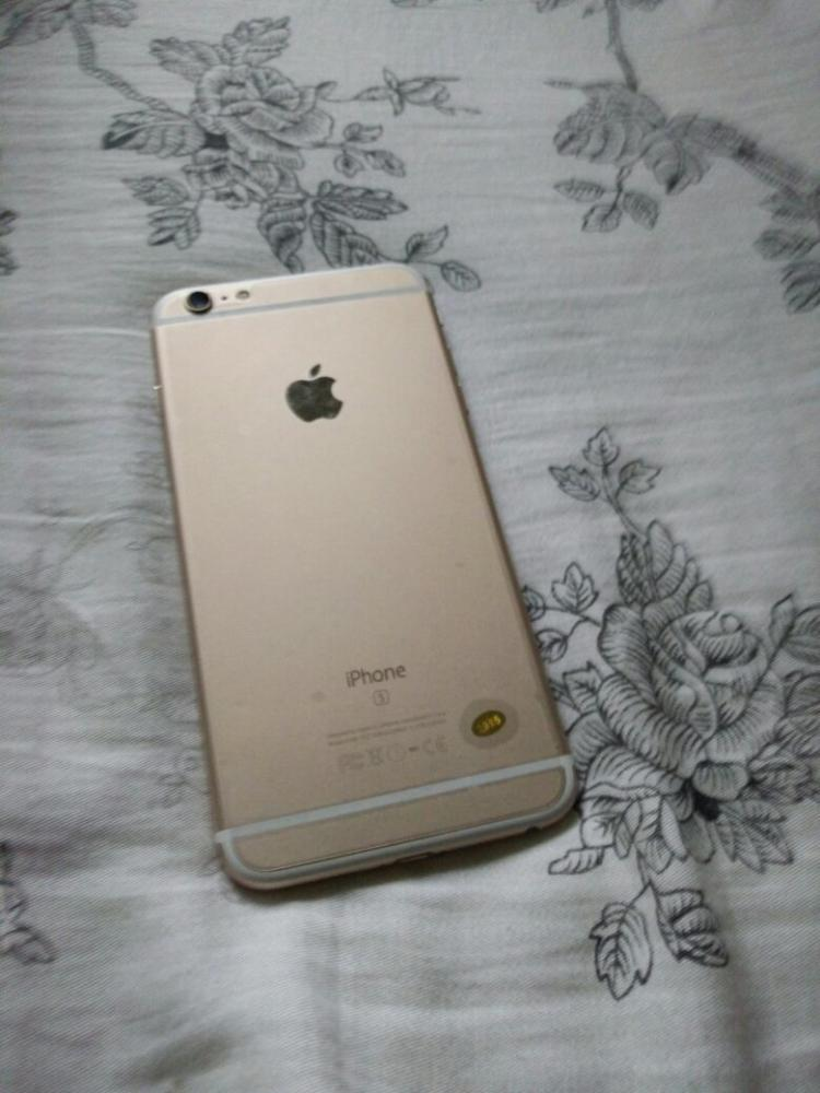 苹果 iPhone6s Plus 金色 64G 国行 iPhone6s plus